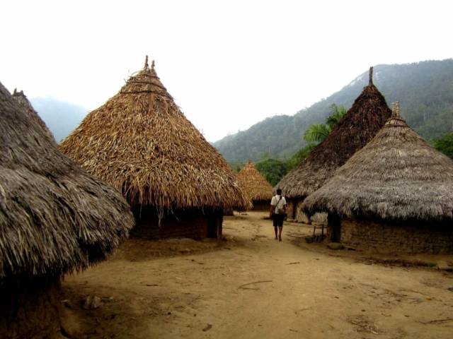 Kolumbien Reise: Sierra Nevada de Santa Marta