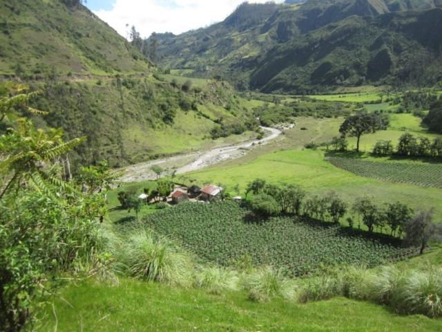 Quilotoa Wandern