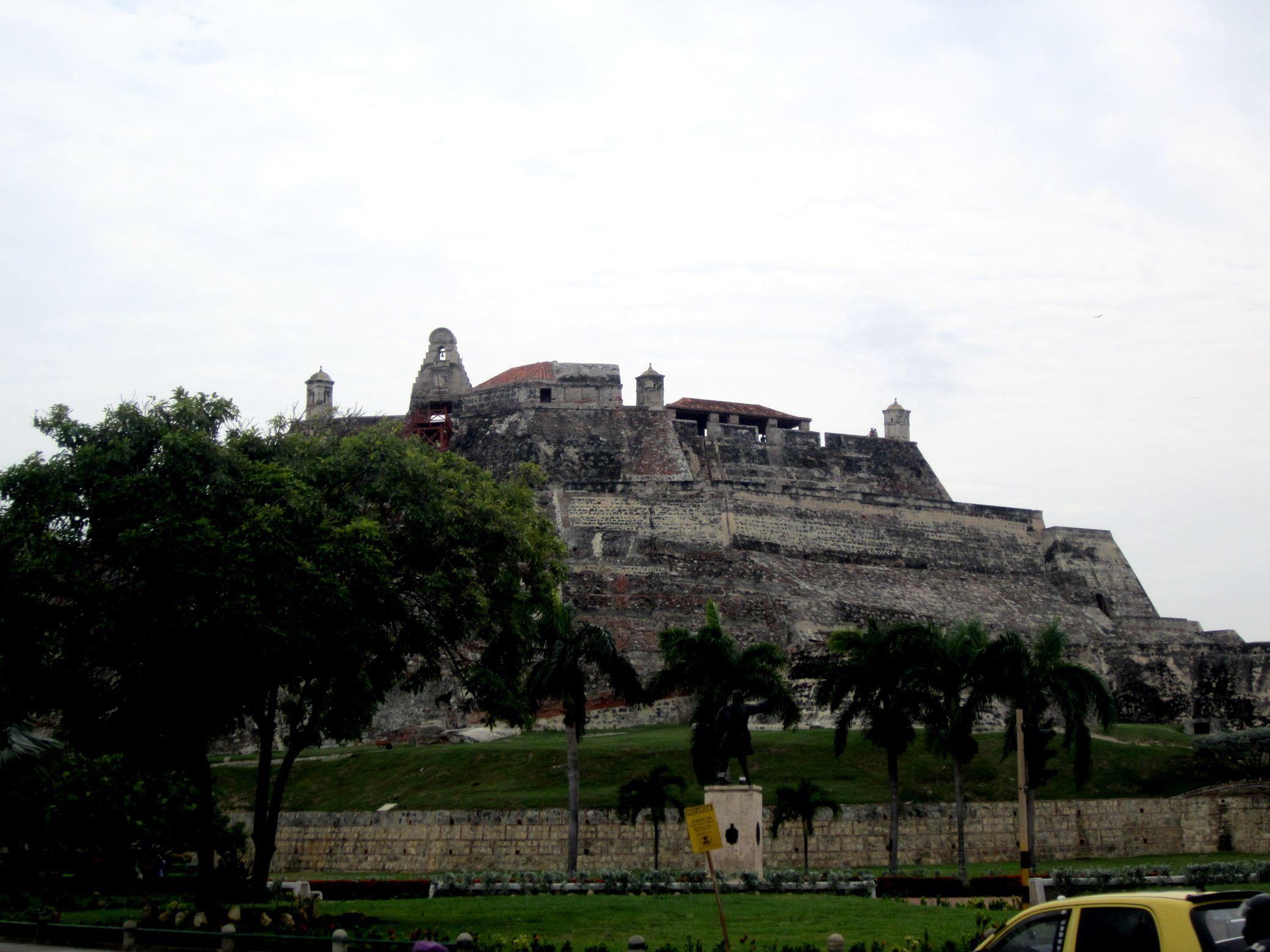 Cartagena Kastell