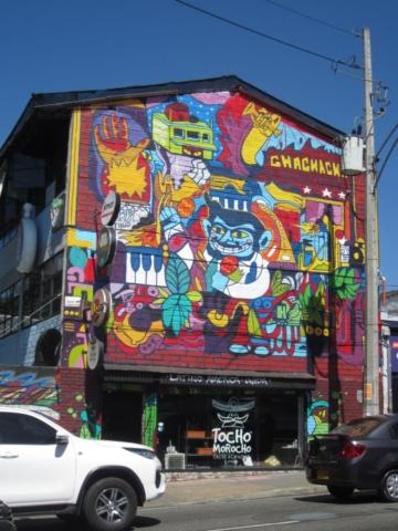 Medellin Graffity
