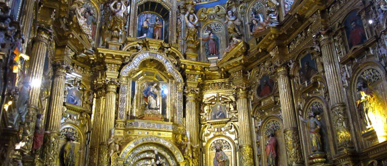 Quito Kirchen