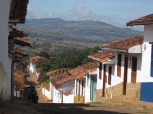 Kolumbien Reisen: Barichara