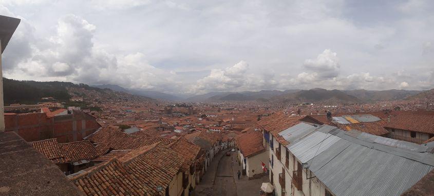 Cuzco Reise